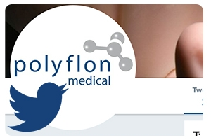 Polyflon Medical now on Twitter
