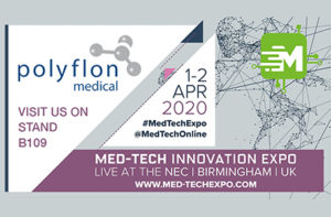 Polyflon at Med Tech Innovation